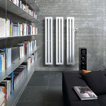 Zehnder Metropolitan Contemporary Vertical Radiator