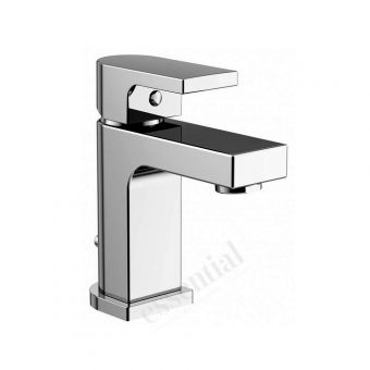 Origins Dusk Mini Mixer Tap with Pop-up Waste