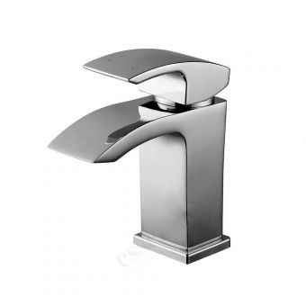 Origins Crest Mini Mixer Tap with Click Waste