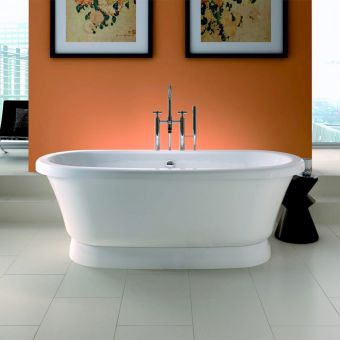 Origins Lewisham Freestanding Double Ended Bath
