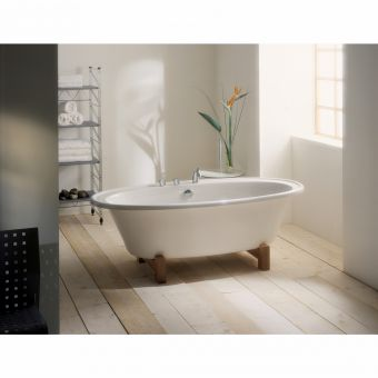 Adamsez Andante fs Large Oval Freestanding Tub