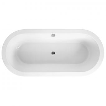 Adamsez Eclipse i Inset Double Ended Bath