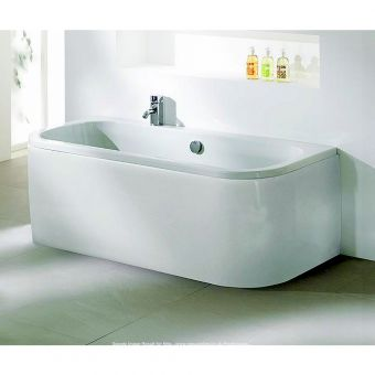 Adamsez Initial D Double Ended Freestanding Bath