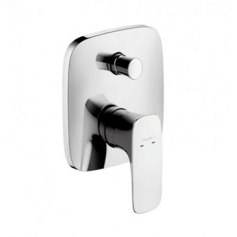 Hansgrohe PuraVida Single Lever Bath and Shower Mixer