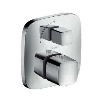 Hansgrohe PuraVida Thermostatic Shower Mixer Valve