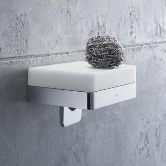 AXOR Universal Soap Dispenser With Shelf - 42819000