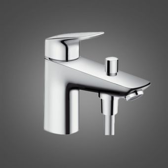 hansgrohe Logis Single Lever Bath Shower Mixer