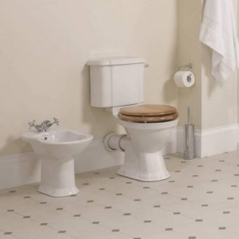 Imperial Oxford Close Coupled Toilet - OX1WCC1030