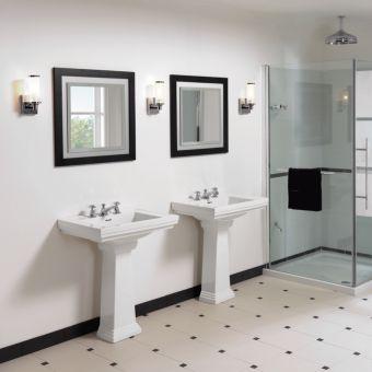 Imperial Astoria Deco Bathroom Basin