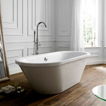April Haworth Double Ended Freestanding Bath