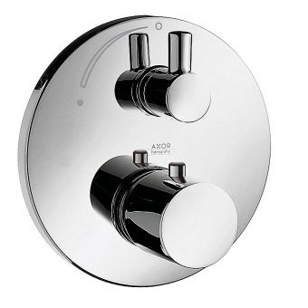 AXOR Uno Thermostatic Shower Valve with 1 Outlet