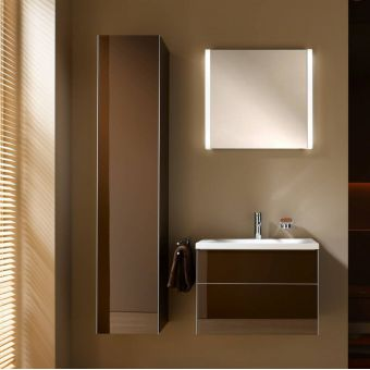 Keuco Royal Reflex Tall Bathroom Cupboard