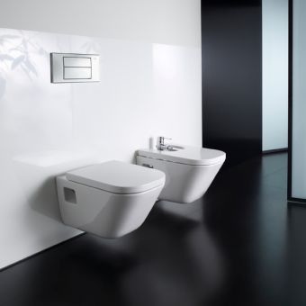 Roca The Gap Wall Hung Bidet