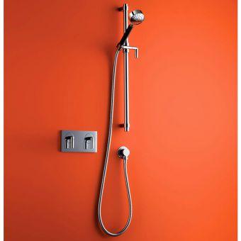 Matki Swadling New Absolute 2 Contemporary Shower Kit 2/1001