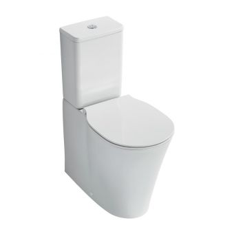 Ideal Standard Concept Air Arc AquaBlade Close Coupled Back To Wall Toilet
