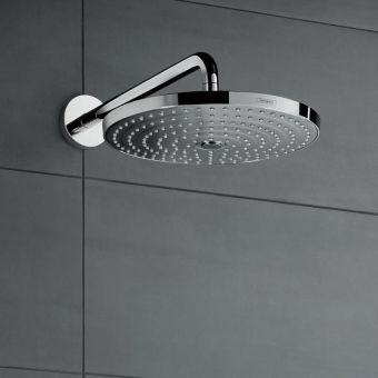 shower heads large & oversized round & square replacements : uk Halo Shower Head