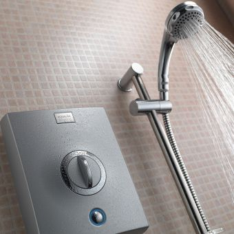 Aqualisa QUARTZ ELECTRIC Instantaneous Electric Shower System