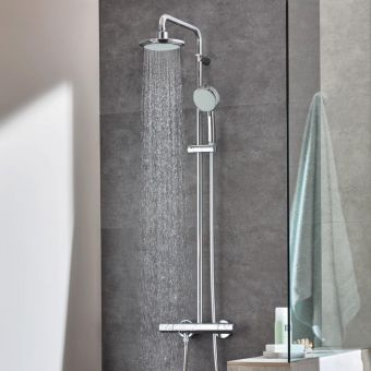 Grohe Tempesta Cosmopolitan 160 Shower System