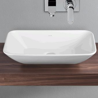 Vitra Options Geo Rectangular Countertop Basin