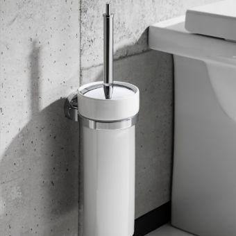 Crosswater Central Toilet Brush Holder - CE025C