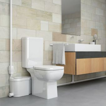 Stuart Turner Wasteflo WC3 Cloakroom Macerator