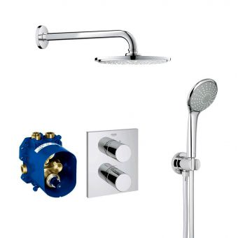 Grohe Grohtherm 3000 Cosmopolitan Perfect Shower Set