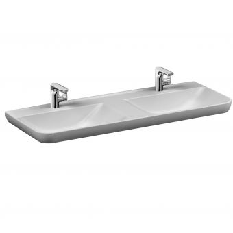 Vitra Sento Double Wash Basin