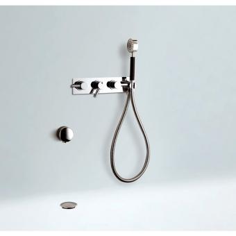 Matki Swadling Absolute Thermostatic Shower Kit & Bath Filler 2216