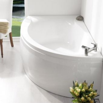 Carron Omega 1700 X 1000 Corner Offset Bath