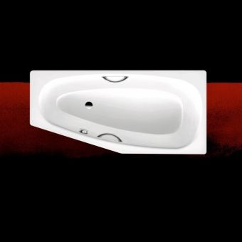 Kaldewei Mini Star Steel Corner Bath