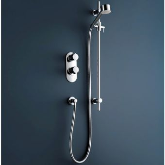 Matki Swadling Precis Thermostatic Shower Kit & Single Handset 4014SM
