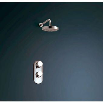 Matki Swadling Precis Thermostatic Extreme Shower Rose Kit 4011EXT