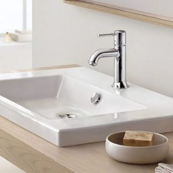 Hansgrohe Talis Classic Basin Mixer with Waste