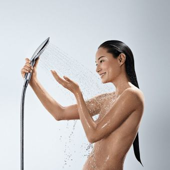 Hansgrohe Raindance Select E 150 3jet EcoSmart Hand Shower