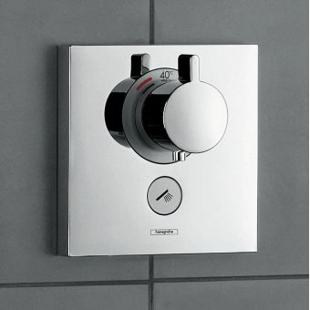 Hansgrohe ShowerSelect Mixer with Additional Outlet