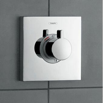 Hansgrohe ShowerSelect Concealed Highflow Shower Mixer Valve