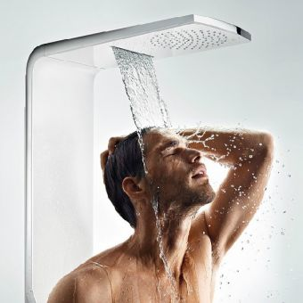 Hansgrohe Raindance Lift 180 2jet Shower Column