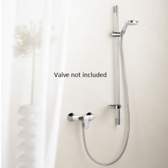 Hansgrohe Croma 100 Vario Unica'C Shower Set