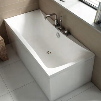 Carron Alpha Double Ended Acrylic Bath