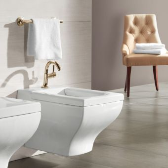 V & B La Belle Wall Mounted Bidet