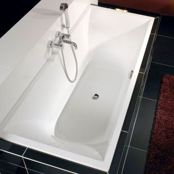 Villeroy and Boch La Belle Inset Double Ended Bath