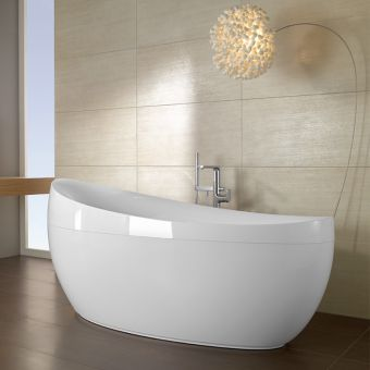 Villeroy and Boch Aveo Freestanding Oval Bath