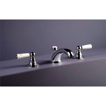 Matki Swadling Invincible Concealed 3 Hole Basin Mixer 2502