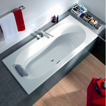 V&B Loop & Friends Duo Oval Bath