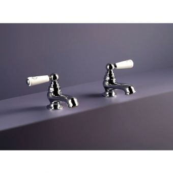 "Swadling Invincible Concealed 1/2"" Basin Taps 2501"