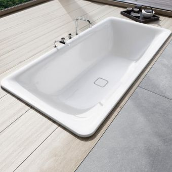 Kaldewei Incava Luxury Steel Bath
