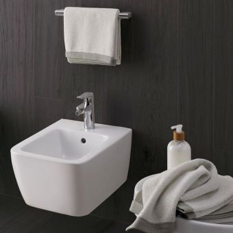 Geberit iCon Square Wall-hung Bidet