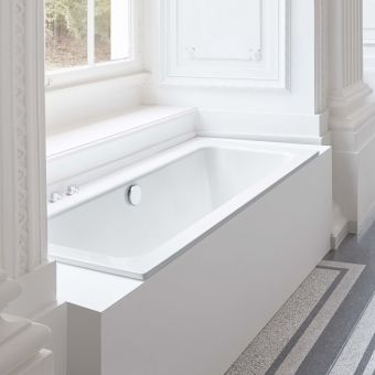 Bette One Steel Bath