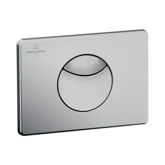 Villeroy and Boch E100 ViConnect Flush Plate
