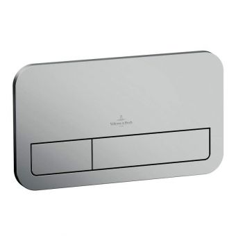 Villeroy and Boch E200 ViConnect Flush Plate